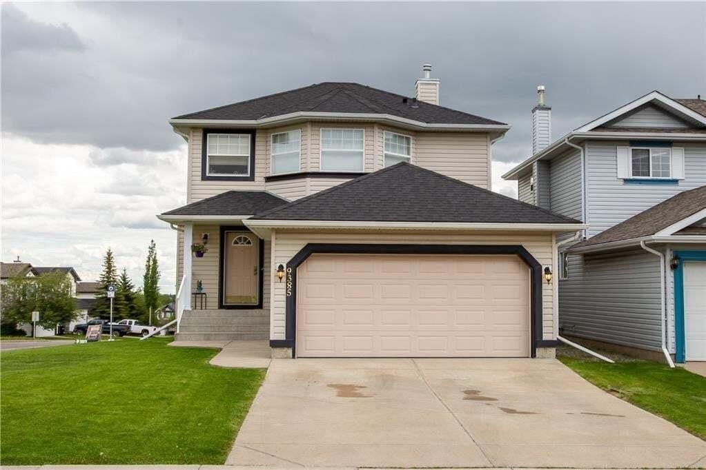 House for sale at 9385 Hidden Valley Dr NW Hidden Valley, Calgary Alberta - MLS: C4302562