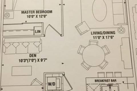 Apartment for rent at 525 Wilson Ave Unit 939 Toronto Ontario - MLS: C4672149