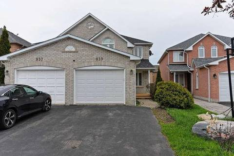 Townhouse for sale at 939 Applecroft Circ Mississauga Ontario - MLS: W4451043