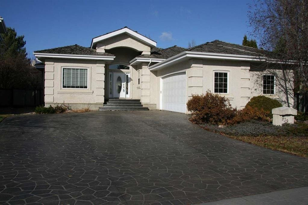 House for sale at 939 Heacock Rd NW Edmonton Alberta - MLS: E4221670