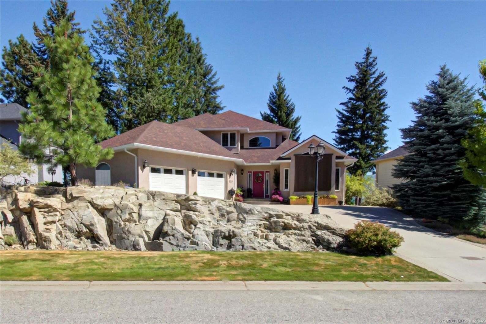 House for sale at 939 Stikine Ct Kelowna British Columbia - MLS: 10214096