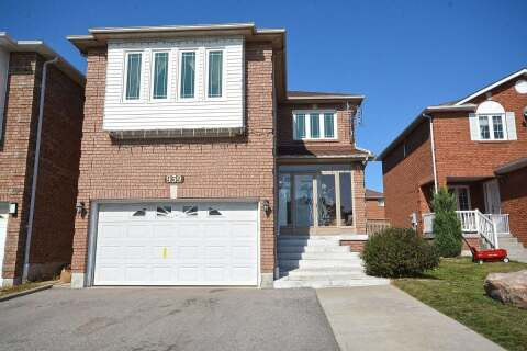 House for sale at 939 Winterton Wy Mississauga Ontario - MLS: W4927504