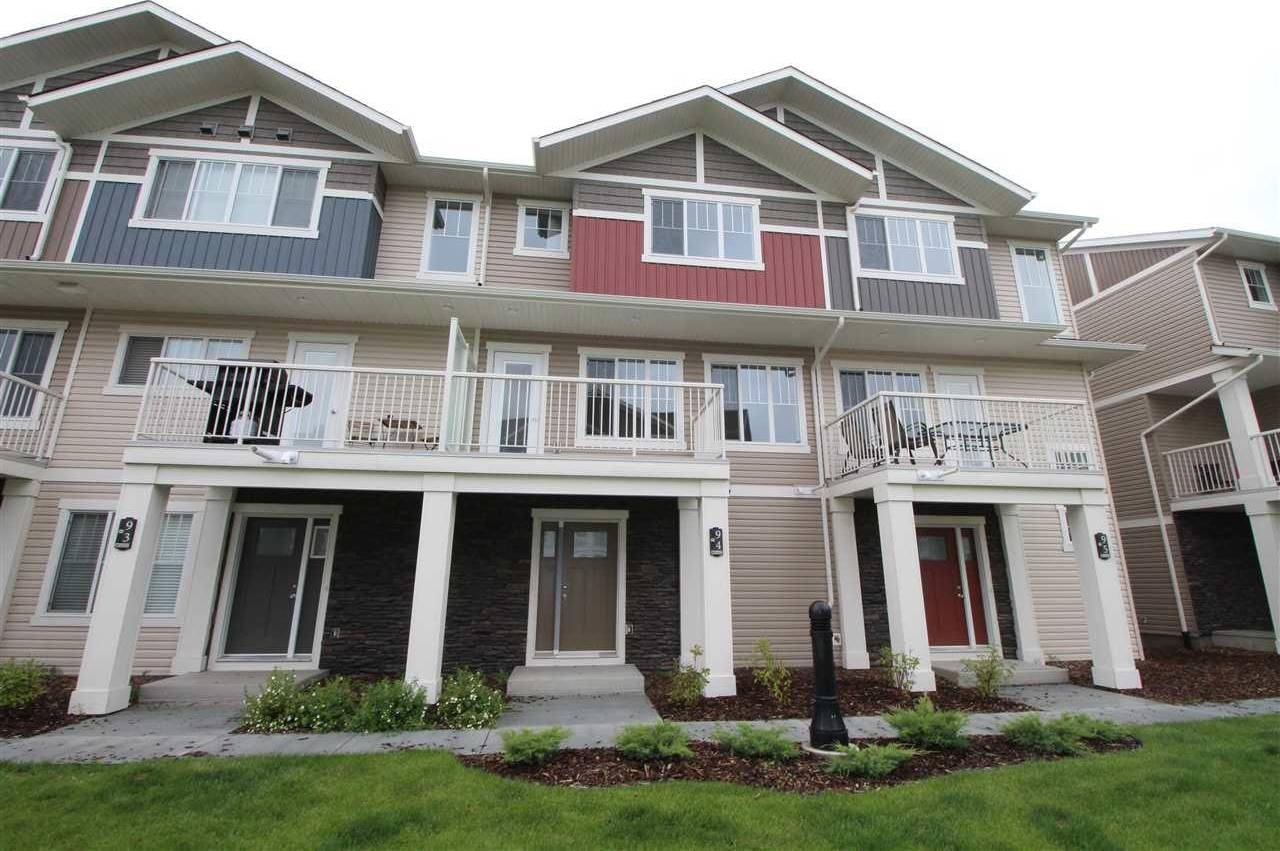 Townhouse for sale at 17832 78 St Nw Unit 94 Edmonton Alberta - MLS: E4166480