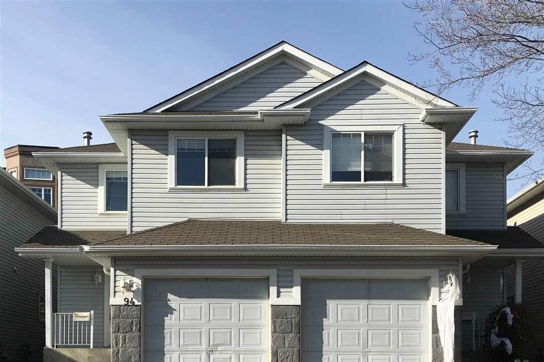 Townhouse for sale at 2021 Grantham Co NW Unit 94 Edmonton Alberta - MLS: E4218252