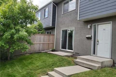 Townhouse for sale at 219 90 Ave Southeast Unit 94 Calgary Alberta - MLS: C4293218
