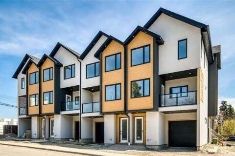 Townhouse for sale at 94 23 St Northwest Calgary Alberta - MLS: C4302181