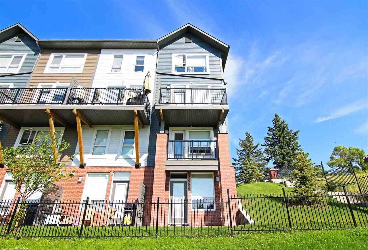 Townhouse for sale at 2560 Pegasus Blvd Nw Unit 94 Edmonton Alberta - MLS: E4183734