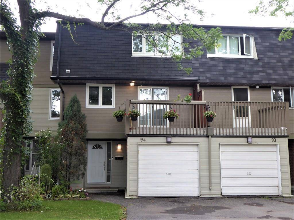 Townhouse for sale at 3205 Uplands Dr Unit 94 Ottawa Ontario - MLS: 1167902