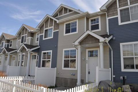 Townhouse for sale at 5604 199 St Nw Unit 94 Edmonton Alberta - MLS: E4156903