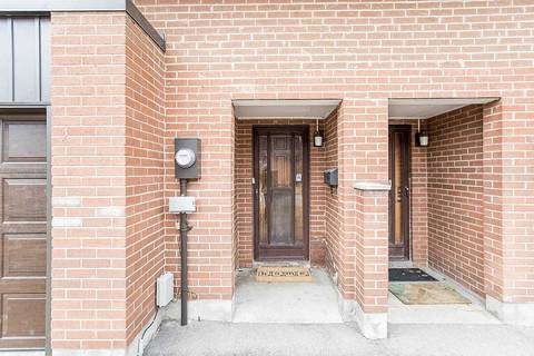 Condo for sale at 81 Darras Ct Brampton Ontario - MLS: W4454466