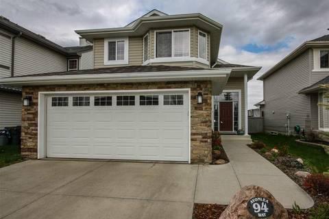 House for sale at 94 Avonlea Wy Spruce Grove Alberta - MLS: E4151163