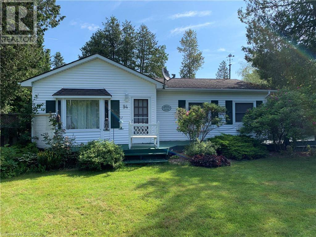 House for sale at 94 Bay St Southampton Ontario - MLS: 224369
