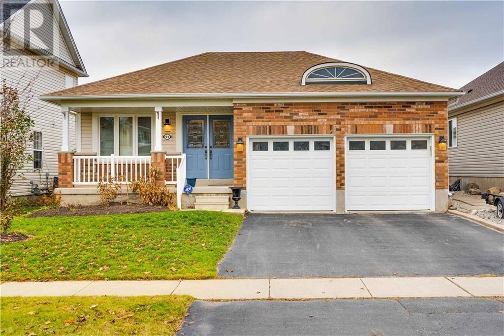 House for sale at 94 Blackburn Dr Brantford Ontario - MLS: 30779698
