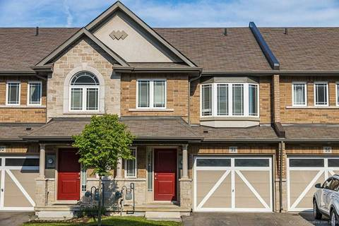 Townhouse for sale at 94 Bloom Cres Hamilton Ontario - MLS: X4494013