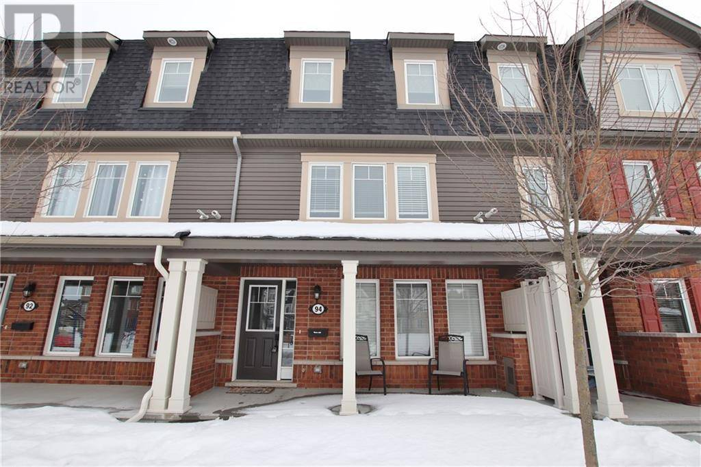 Townhouse for rent at 94 Brisote Ln Ottawa Ontario - MLS: 1177528