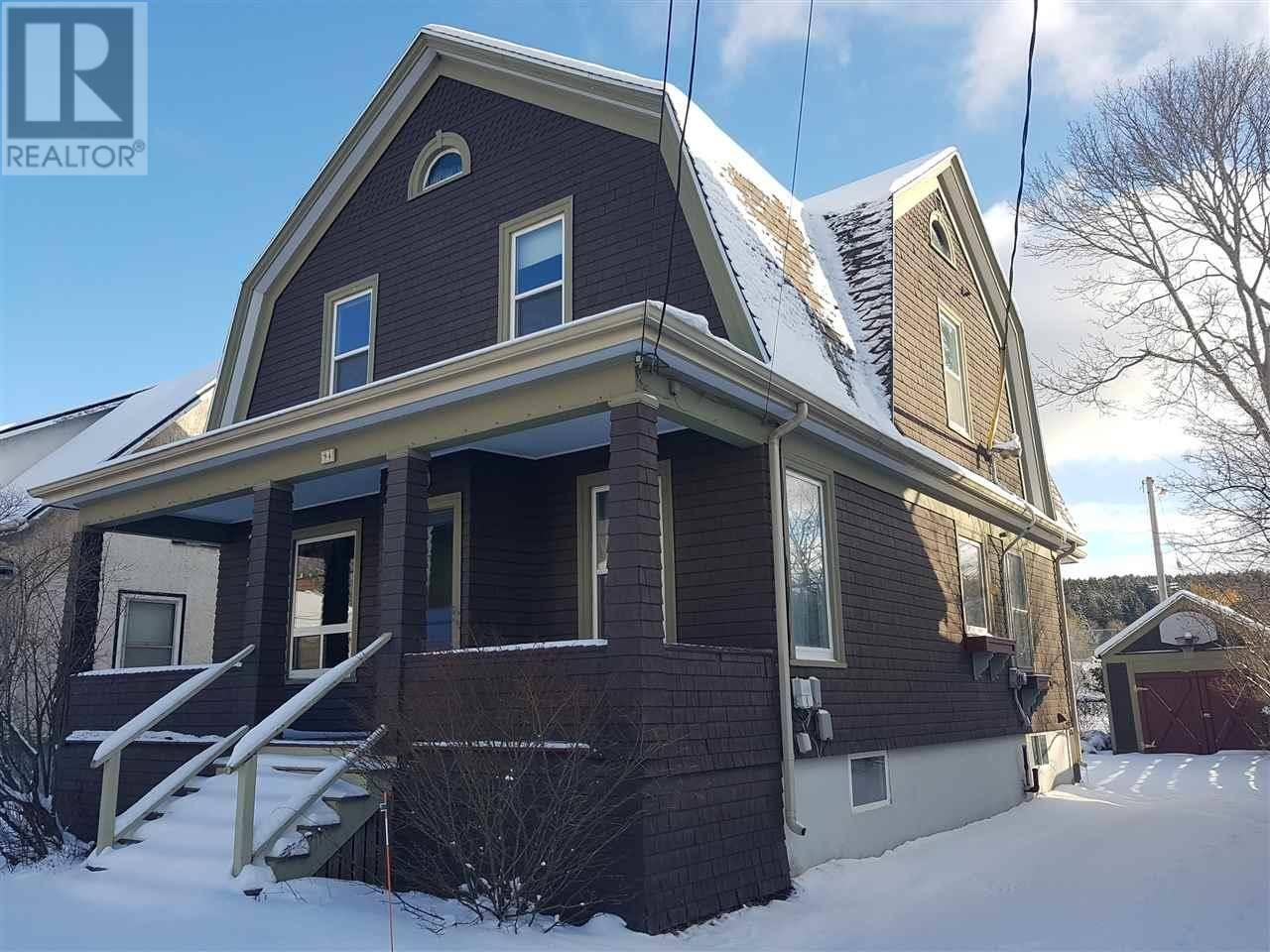 House for sale at 94 Brunswick St Truro Nova Scotia - MLS: 202001193
