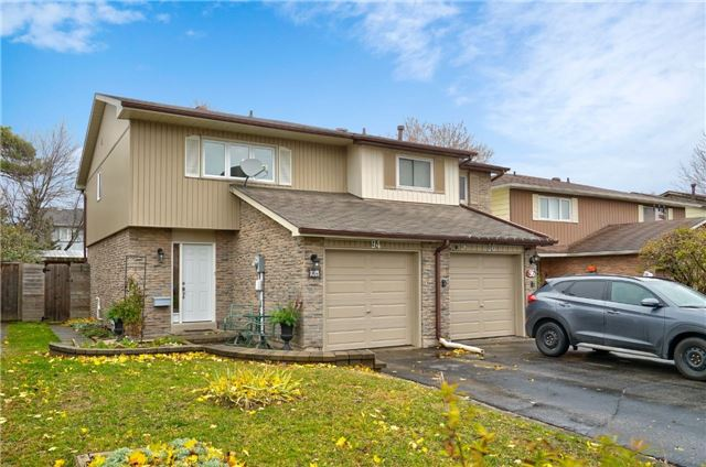 House for sale at 94 Christie Crescent Barrie Ontario - MLS: S4296971