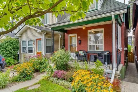 House for sale at 94 Coleridge Ave Toronto Ontario - MLS: E4579556