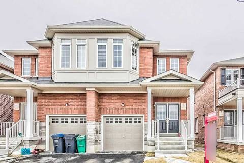 Townhouse for sale at 94 Cookview Dr Brampton Ontario - MLS: W4392383