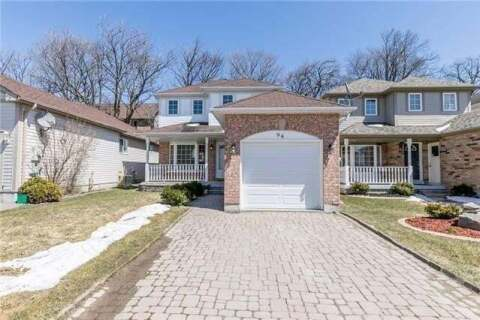 House for sale at 94 Copeman Cres Barrie Ontario - MLS: S4860124