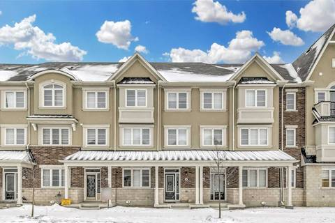 Townhouse for sale at 94 Cornell Centre Blvd Markham Ontario - MLS: N4703745