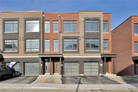 Townhouse for rent at 94 Dalhousie St Vaughan Ontario - MLS: N4697507