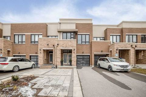 Townhouse for sale at 94 Dariole Dr Richmond Hill Ontario - MLS: N4732224