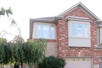 Townhouse for sale at 94 Donald Bell Dr Hamilton Ontario - MLS: H4085409