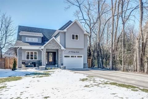House for sale at 94 Farley Circ Georgina Ontario - MLS: N4387980