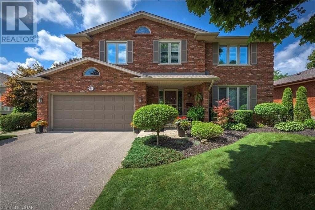 House for sale at 94 Fourwinds Pl London Ontario - MLS: 263464
