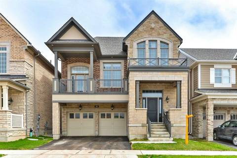 House for sale at 94 Fowley Dr Oakville Ontario - MLS: W4441204