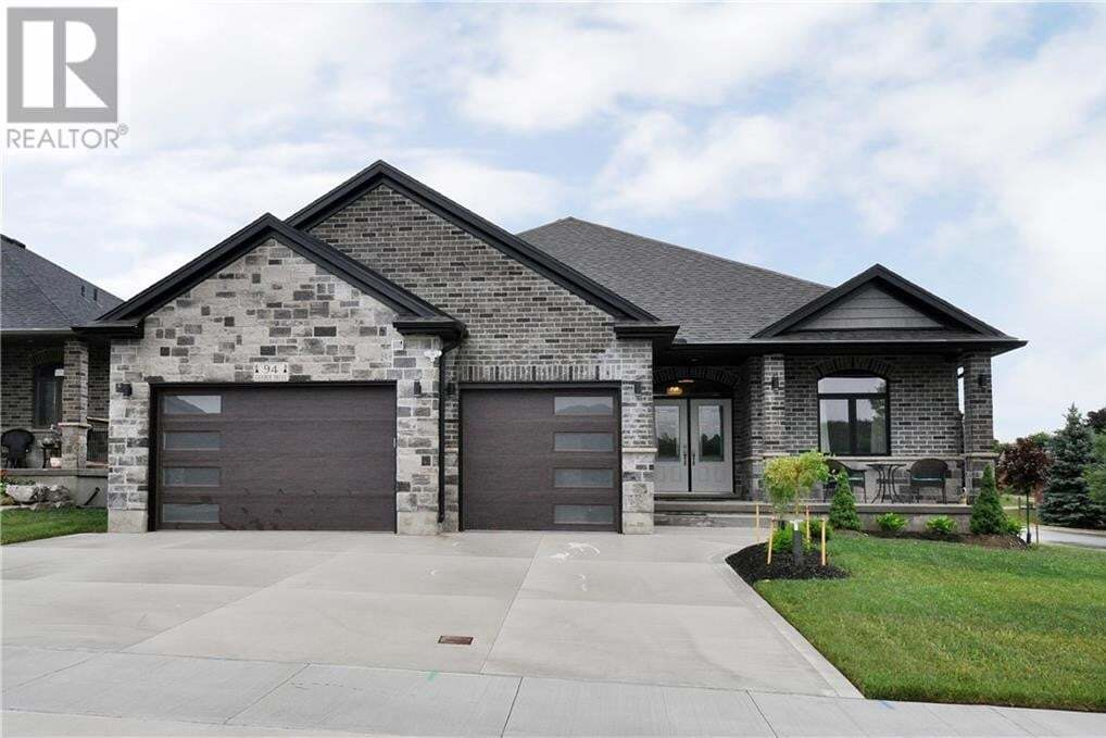 House for sale at 94 Gerber Dr Milverton Ontario - MLS: 30815677