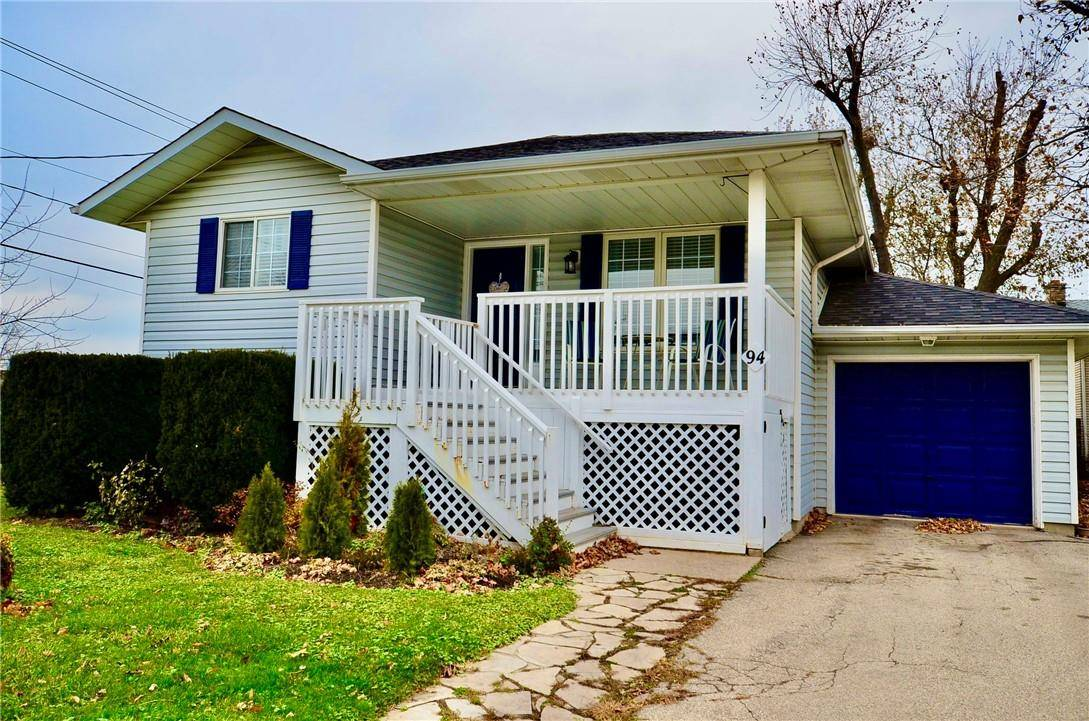 House for sale at 94 Grapeview Dr St. Catharines Ontario - MLS: H4067937