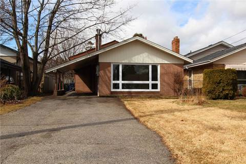House for rent at 94 Haileybury Dr Unit Drive Toronto Ontario - MLS: E4725106