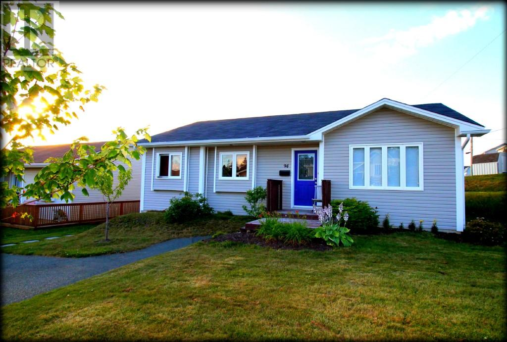 94 Hibbs Road Conception Bay South For Sale 314 900