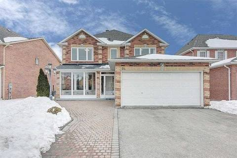 House for sale at 94 Hillcroft Dr Markham Ontario - MLS: N4690505