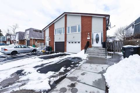 Townhouse for sale at 94 Horne Dr Brampton Ontario - MLS: W4689057