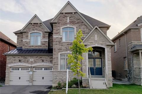 House for sale at 94 John Carroll Dr Brampton Ontario - MLS: W4495035