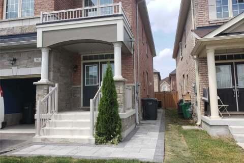 Townhouse for rent at 94 Kalmia Rd Brampton Ontario - MLS: W4897237