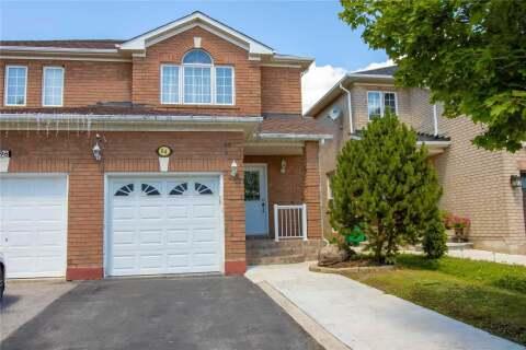 Townhouse for sale at 94 Lake Louise Dr Brampton Ontario - MLS: W4861677