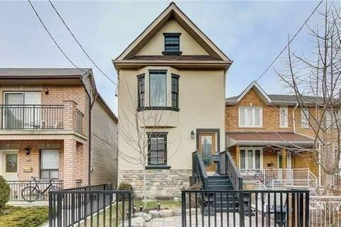 House for sale at 94 Lappin Ave Toronto Ontario - MLS: W4412015