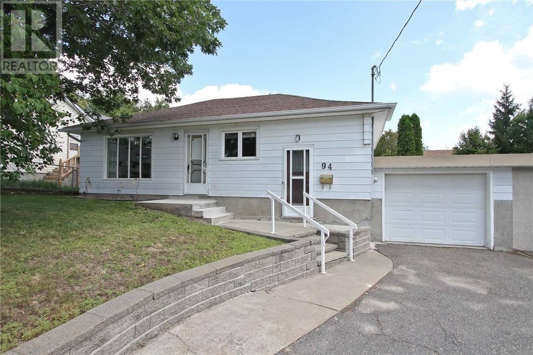 House for sale at 94 Lenox Ave Sudbury Ontario - MLS: 2079109