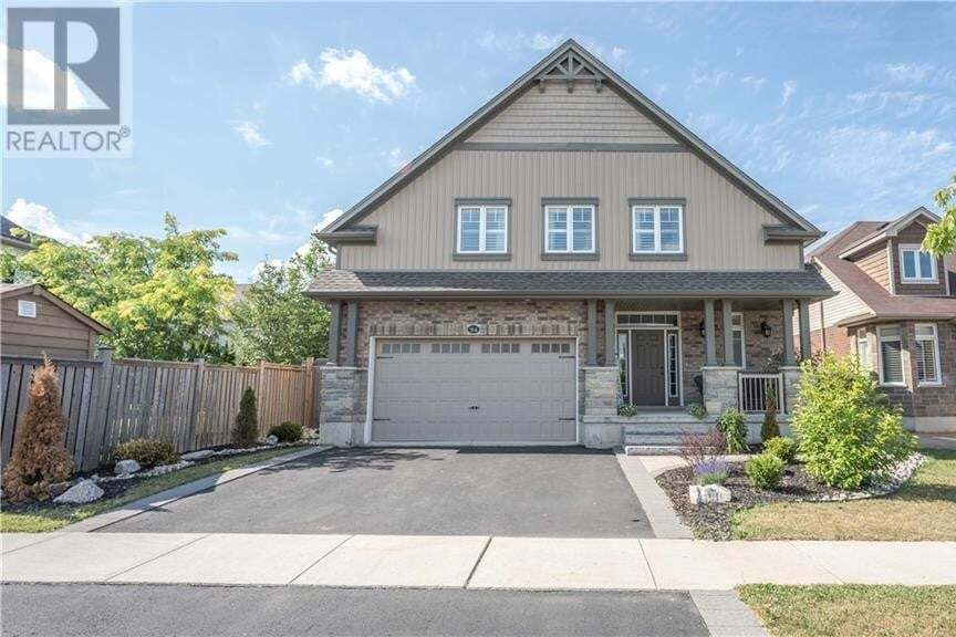 House for sale at 94 Marriott Pl Paris Ontario - MLS: 30816258
