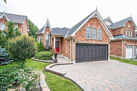 House for sale at 94 Matthewson Pl Whitby Ontario - MLS: E4504602