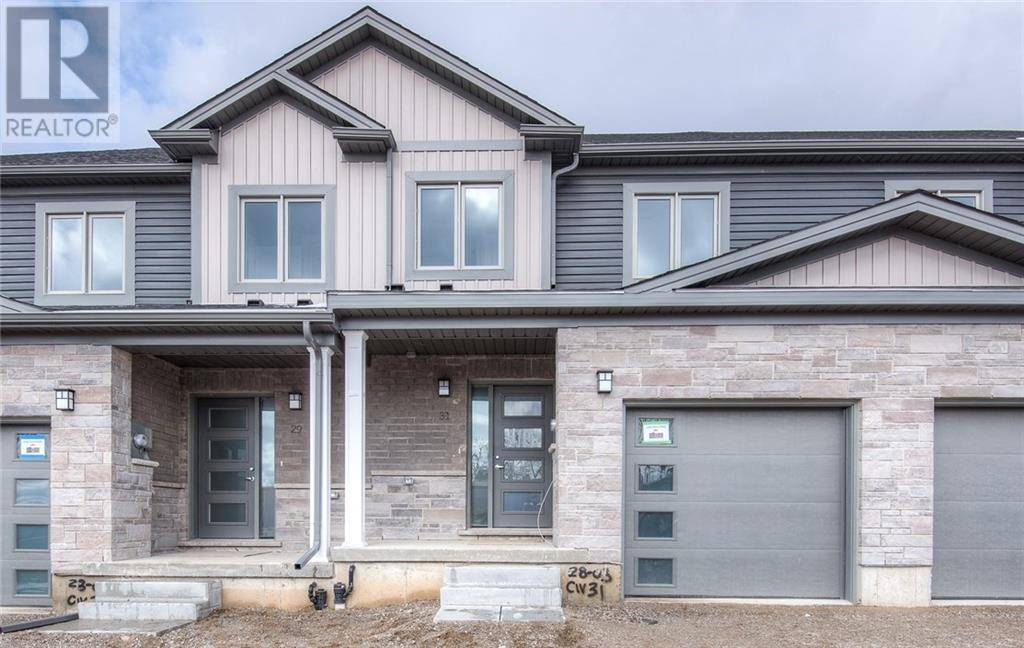 Townhouse for rent at 94 Nieson St Cambridge Ontario - MLS: 30798716