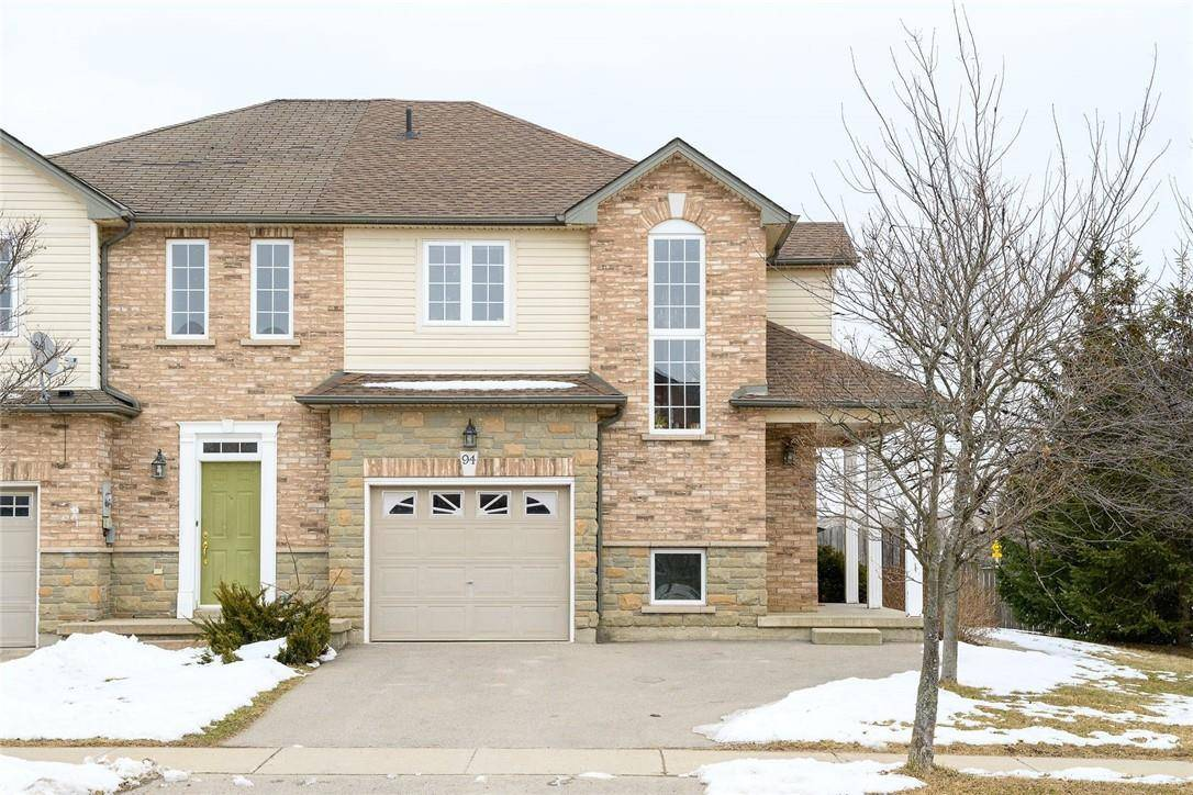 Townhouse for sale at 94 Olivia Pl Ancaster Ontario - MLS: H4073000