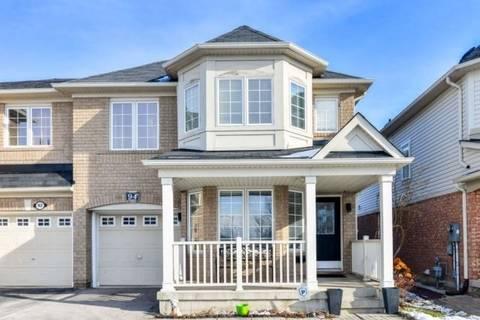 Townhouse for sale at 94 Owlridge Dr Brampton Ontario - MLS: W4665965