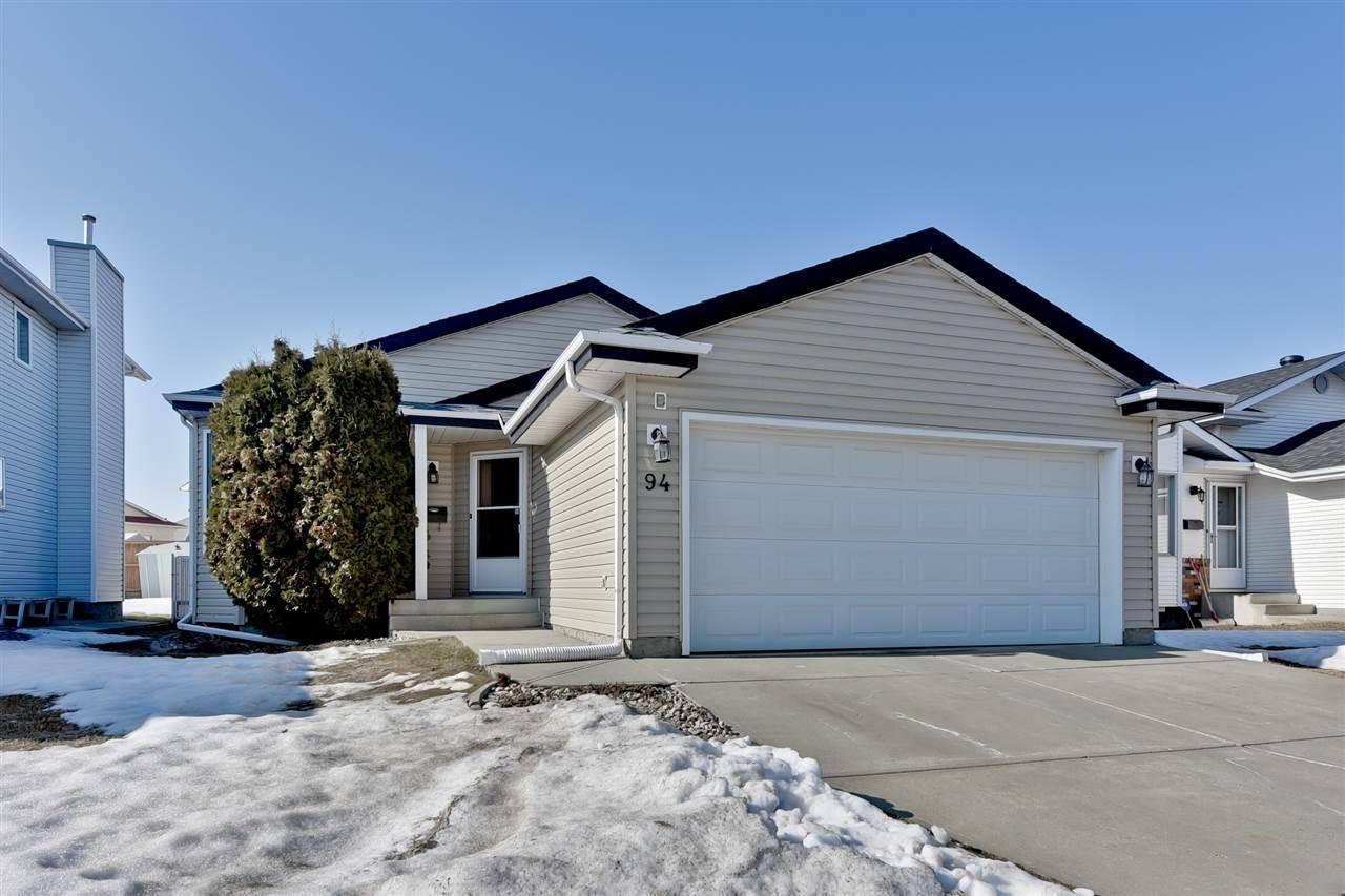 House for sale at 94 Ozerna Rd Nw Edmonton Alberta - MLS: E4175866