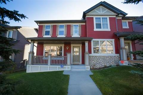 Townhouse for sale at 94 Panatella Hill(s) Northwest Calgary Alberta - MLS: C4284793