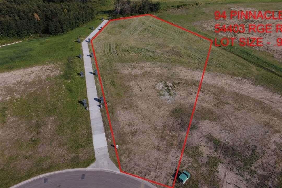 Home for sale at 94 Pinnacle Ct Rural Sturgeon County Alberta - MLS: E4211102
